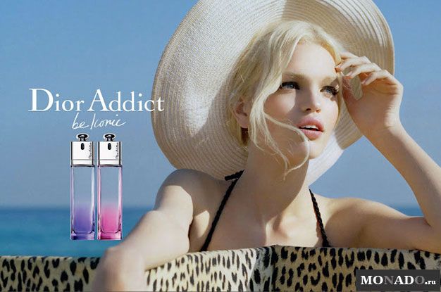 Ароматы Dior Addict be Iconic