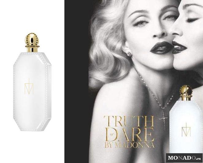 Аромат Truth Dare by Madonna