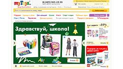 Интернет-магазин myToys